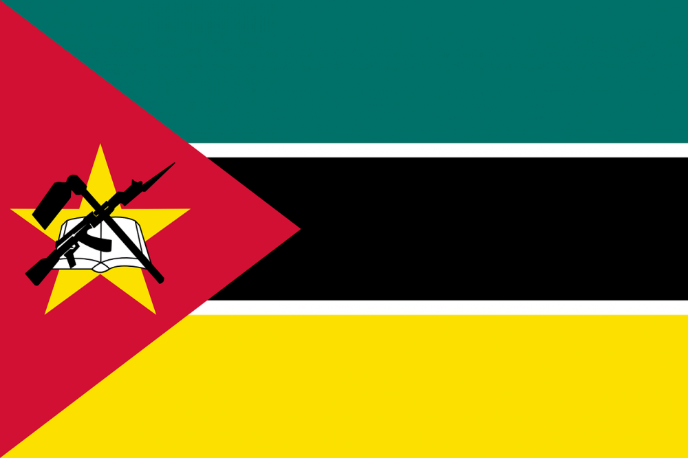 Mozambique national flags meanings