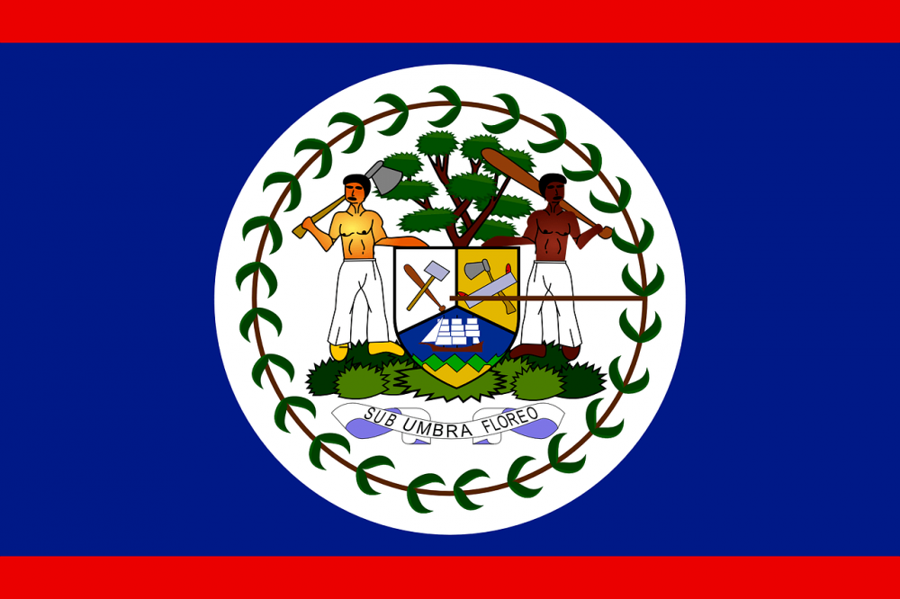 belize national flags meanings