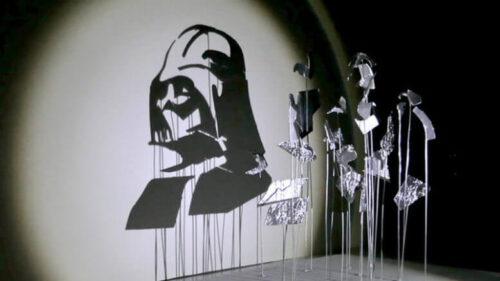 Star Wars Themed Sculptures
