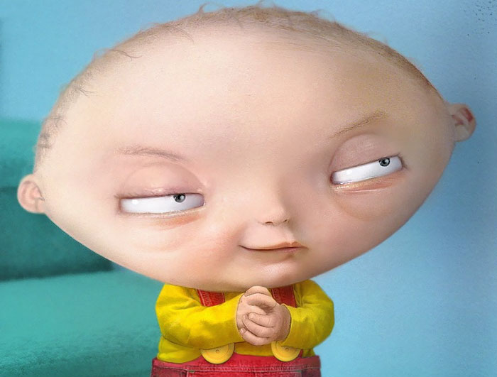18 Realistic Cartoon Characters That Are The Stuff Nightmares Are