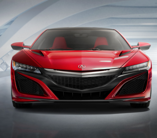 The New Acura NSX Looks As Cool As It Sounds